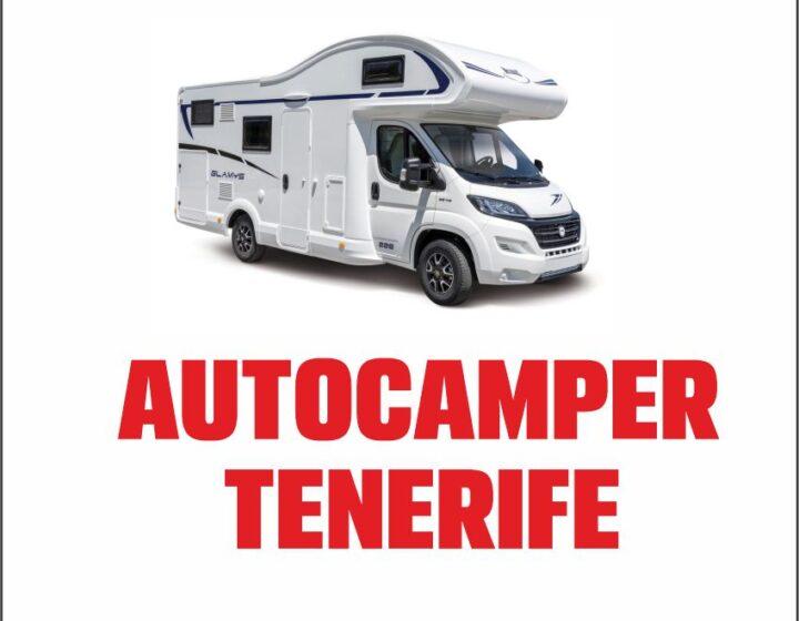 Autocamper Tenerife